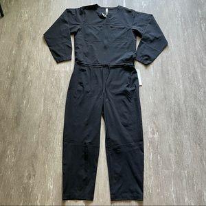 Lululemon Ventlight Zippered Jumpsuit - Black